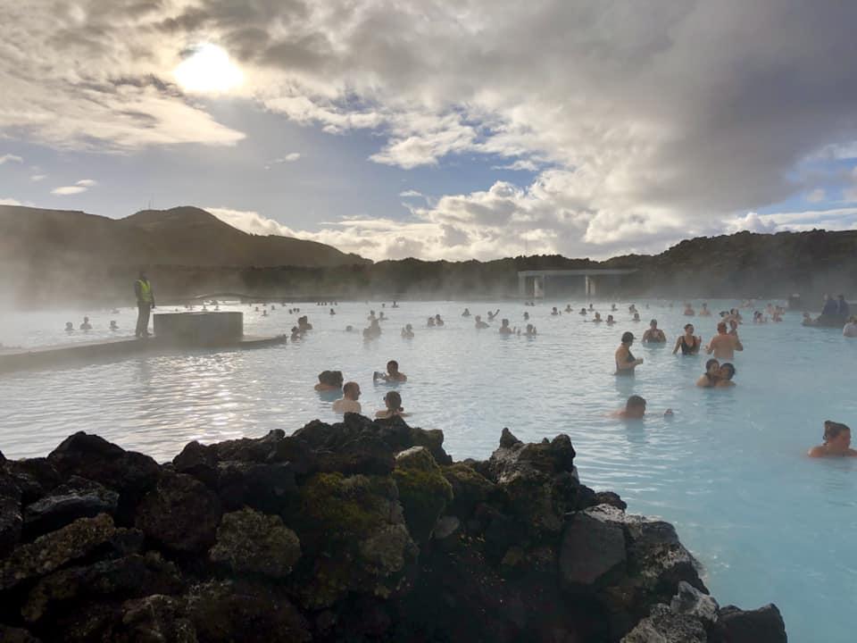 Iceland Trip Photo - Blue Lagoon 2 - 10.16.18
