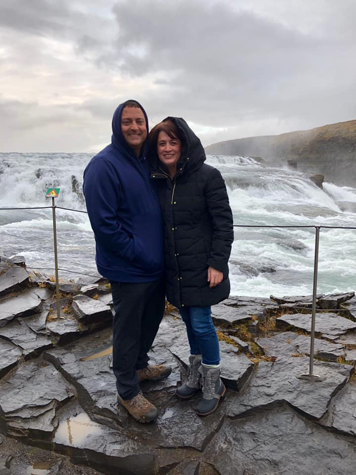 Iceland Trip Photo - Waterfall - 10.16.18