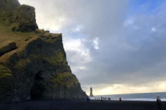 Iceland Trip Photo - Black Beach - 10.16.18