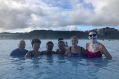 Iceland Trip Photo - Blue Lagoon Group - 10.16.18