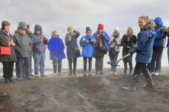 Iceland Trip Photo - Burying Bread - 10.16.18