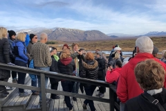 Iceland Trip Photo - Group Hike - 10.16.18