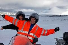 Iceland Trip Photo - On Glacier - 10.16.18